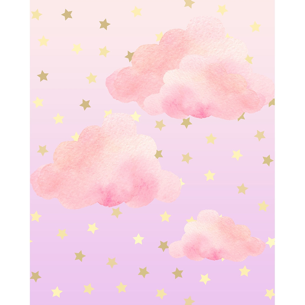 Dreamy Sky Printed Backdrop Backdrop Express