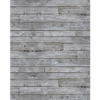 Gray Pine Printed Backdrop - Lightweight Fabric - 6ft (w) x 8ft (h)