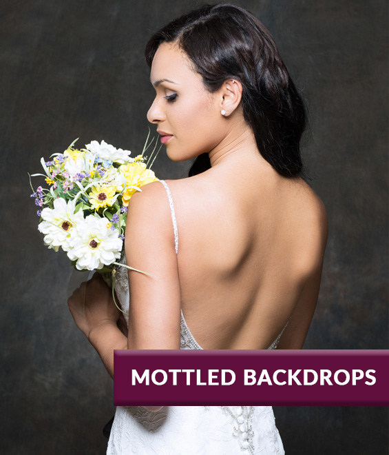 Mottled Backdrops