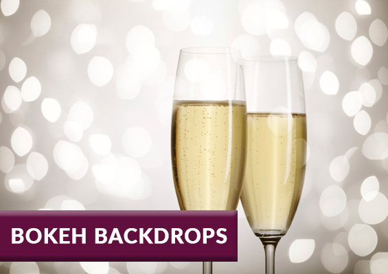 Bokeh Backdrops