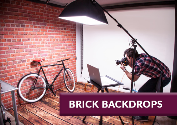 Brick Backdrops