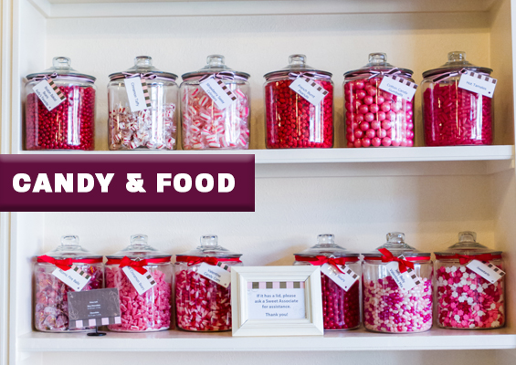 candy and food photography backdrops