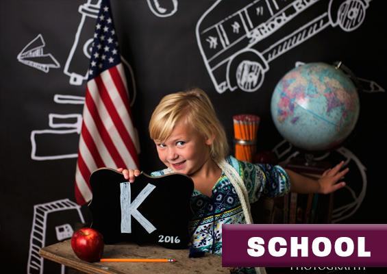 school photography backdrops