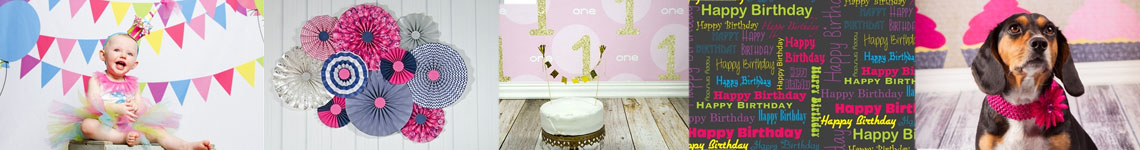 birthday photography backdrops