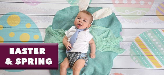 Easter & Spring Backdrops
