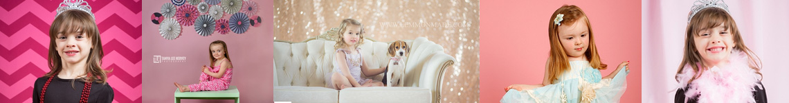 Pink Backdrops & Photography Backgrounds
