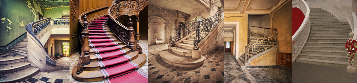 staircase and stairway backdrops