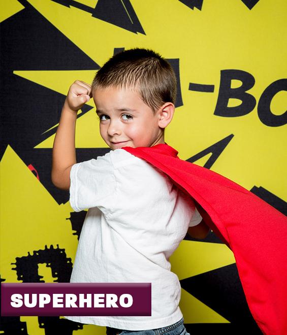 superhero photography backdrops