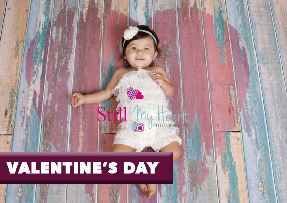 Valentine's Day Backdrops