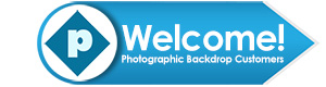 Welcome Photographic Backdrop Customers