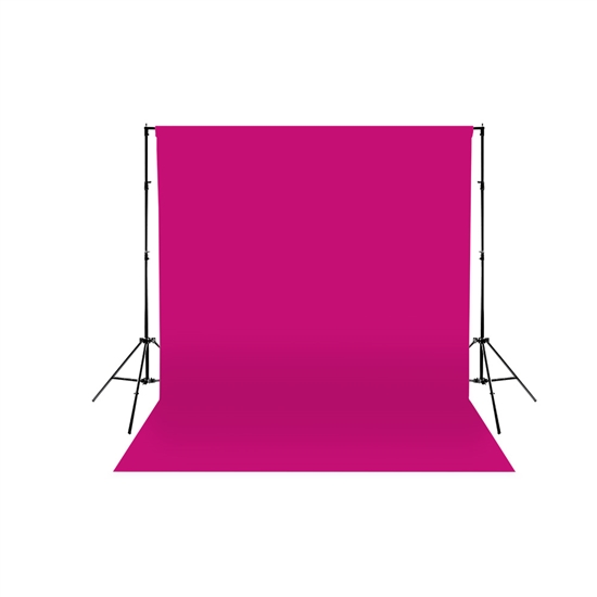 Raspberry Pink Fabric Backdrop