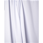 Bright White Fabric Backdrop