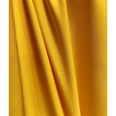 Yellow Gold Fabric Backdrop