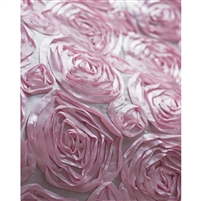Spring Pink Rose Textured Fabric Backdrop