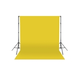 Sunshine Yellow Fabric Backdrop