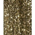 Gold Sequin Fabric Backdrop
