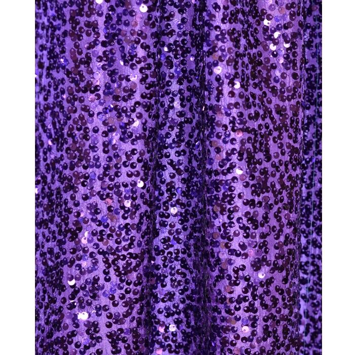 Purple Sequin Fabric Backdrop Backdrop Express