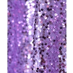 Lilac Sequin Fabric Backdrop