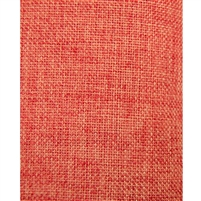 Burnt Orange Vintage Linen