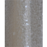Ivory Sequin Fabric Backdrop