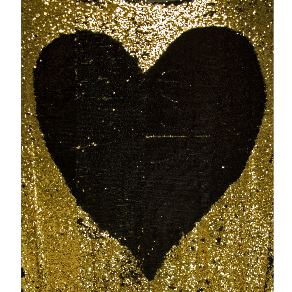 Black And Gold Mermaid Sequin Fabric Backdrop Backdrop