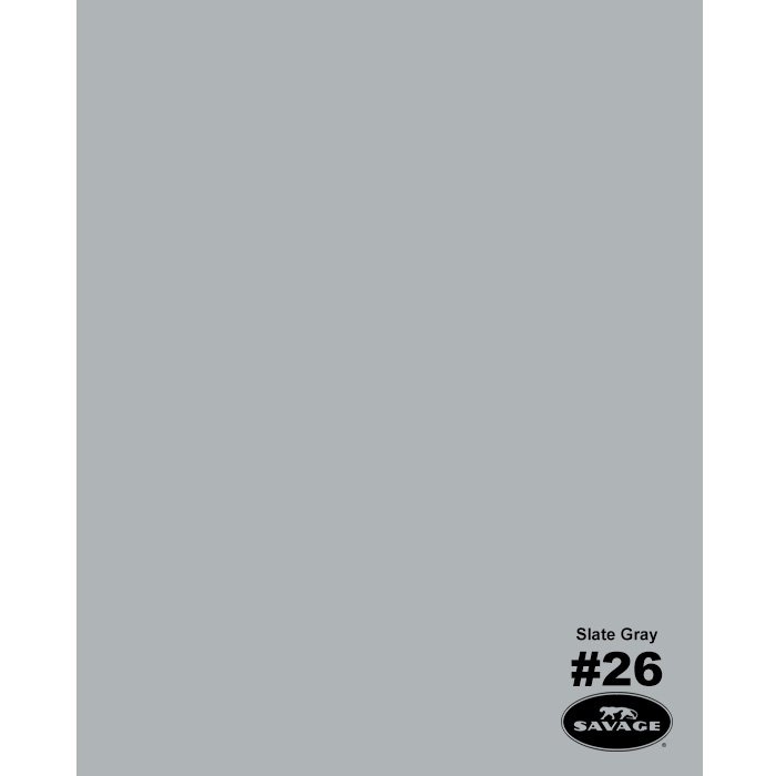 Slate Gray Seamless Backdrop Paper Backdrop Express
