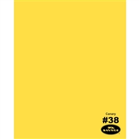 Canary Seamless Backdrop Paper