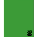 Tech Green Chroma Key Seamless Backdrop Paper