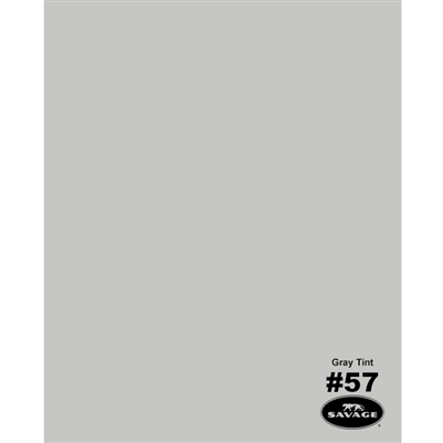 Gray Tint Seamless Backdrop Paper