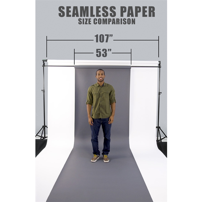 ivory seamless backdrop paper backdrop express
