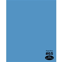 Regal Blue Seamless Backdrop Paper