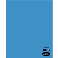 Turquoise Seamless Backdrop Paper
