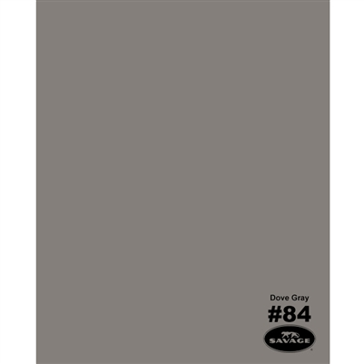 Dove Gray Seamless Backdrop Paper