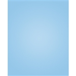Baby Blue Nearly Solid Printed Backdrop