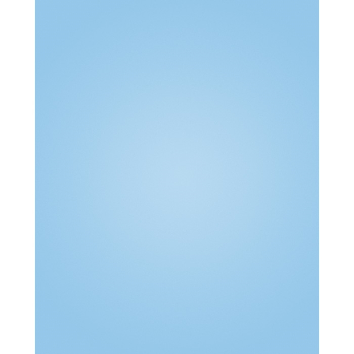 Baby Blue Nearly Solid Printed Backdrop Backdrop Express