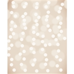 Cream Bokeh Printed Backdrop