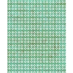 Distressed Green Diamond Printed Backdrop