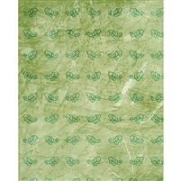 Romaine Leaf Printed Backdrop