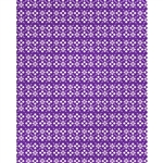 Violet Diamond  Printed Backdrop