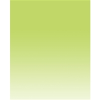 Green Apple Linear Gradient Backdrop