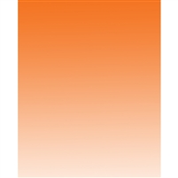 Orange Linear Gradient Backdrop