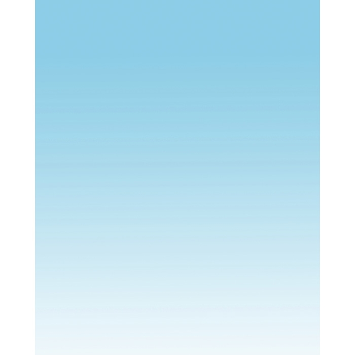 Baby Blue Linear Gradient Backdrop Backdrop Express