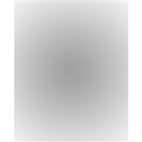 Silver Gray Radial Gradient Backdrop