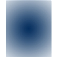 Navy Blue Radial Gradient Backdrop