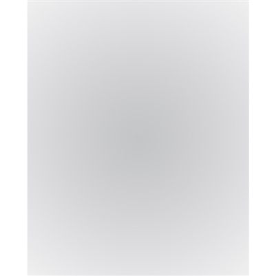 Light Gray Radial Gradient Backdrop