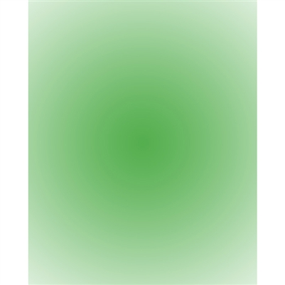 Emerald Green Radial Gradient Backdrop