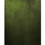 Olive Green Grunge Printed Backdrop