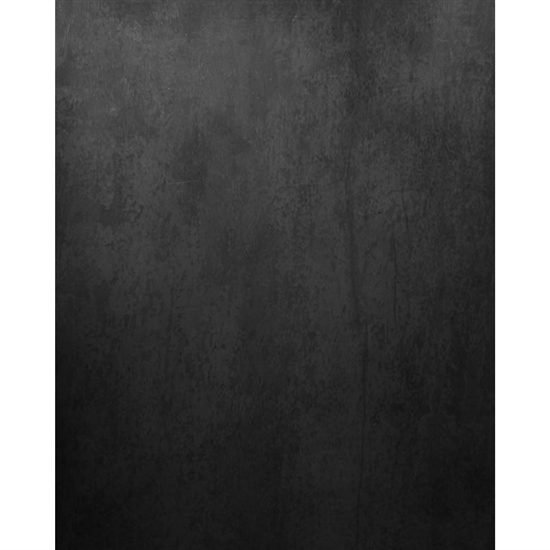 Slate Gray Grunge Printed Backdrop