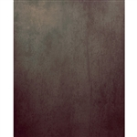 Faded Gray Grunge Printed Backdrop