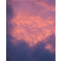 Sunset Mottled Printed Backdrop